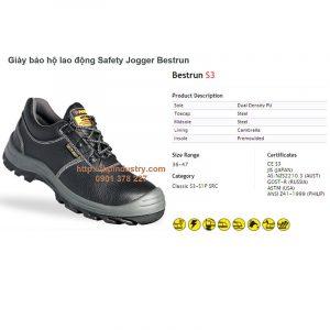 Jogger Bestrun